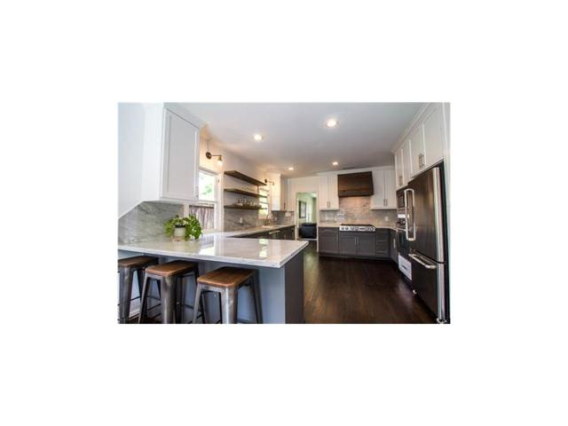 1143 Lawrence, Houston, TX 77008 (MLS #24593704) :: Texas Home Shop Realty