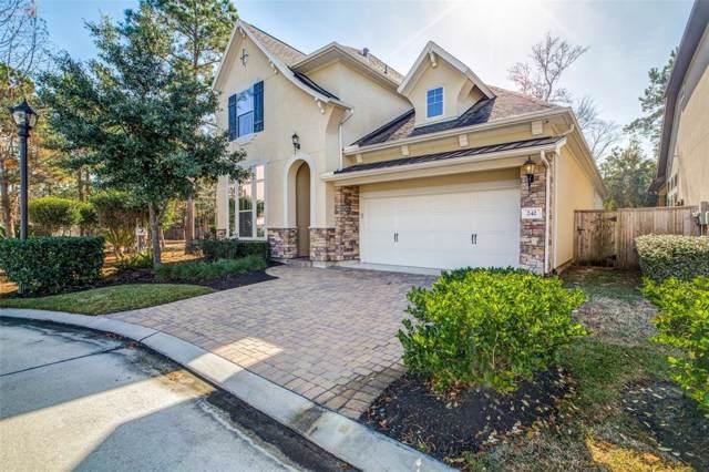 242 Sonoma Court, Shenandoah, TX 77384 (MLS #24851287) :: Giorgi Real Estate Group