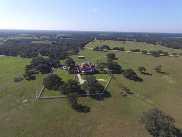 603 County Road 438, Yoakum, TX 77995 (MLS #24881616) :: The Heyl Group at Keller Williams