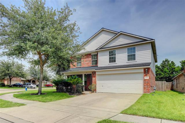 4546 Newhope Terrace Lane, Katy, TX 77449 (MLS #25283570) :: Connect Realty