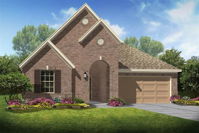 1855 Belle Place, Alvin, TX 77511 (MLS #25308038) :: The Freund Group