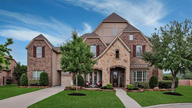 20222 Calliope Knolls Drive, Spring, TX 77379 (MLS #25374457) :: The Lugo Group