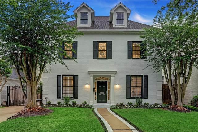 6630 Westchester Avenue, Houston, TX 77005 (#25415958) :: ORO Realty