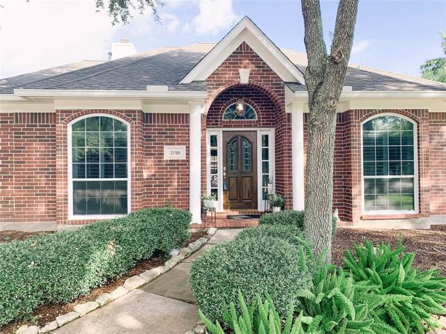 2016 Inscho Point Circle, League City, TX 77573 (MLS #25564266) :: The Bly Team