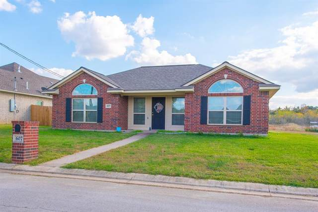 607 Sunny Street, Caldwell, TX 77836 (MLS #25614594) :: Connell Team with Better Homes and Gardens, Gary Greene