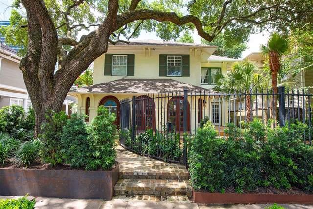 908 Kipling Street, Houston, TX 77006 (MLS #25726936) :: The SOLD by George Team
