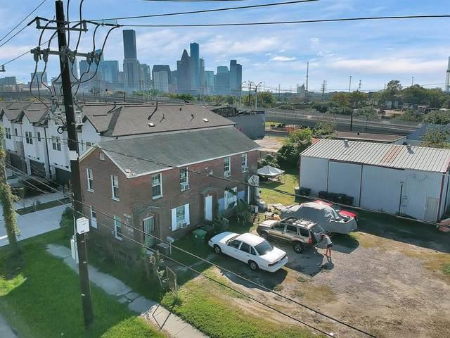 1717 Freeman Street, Houston, TX 77009 (MLS #25776233) :: The Property Guys