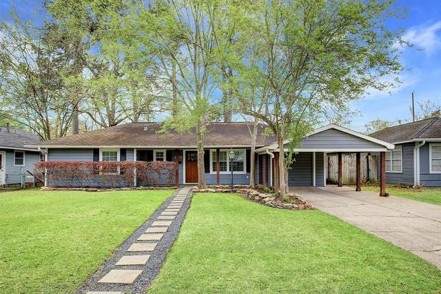1251 Thornton Road, Houston, TX 77018 (MLS #25808422) :: The Home Branch