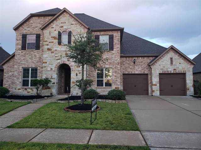 9810 Beacon Crossing Lane, Cypress, TX 77433 (MLS #25846537) :: The Parodi Team at Realty Associates