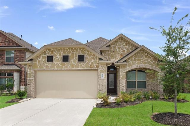 3747 Lake Bend Shore, Spring, TX 77386 (MLS #25849705) :: Giorgi Real Estate Group