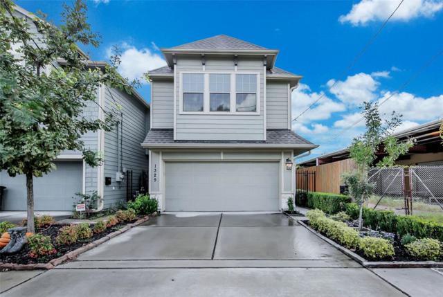 1325 Dorothy Street, Houston, TX 77008 (MLS #26014622) :: Fairwater Westmont Real Estate