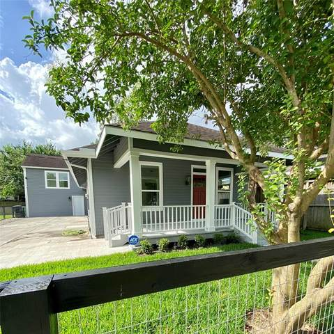 1110 James Street, Houston, TX 77009 (MLS #260153) :: The SOLD by George Team