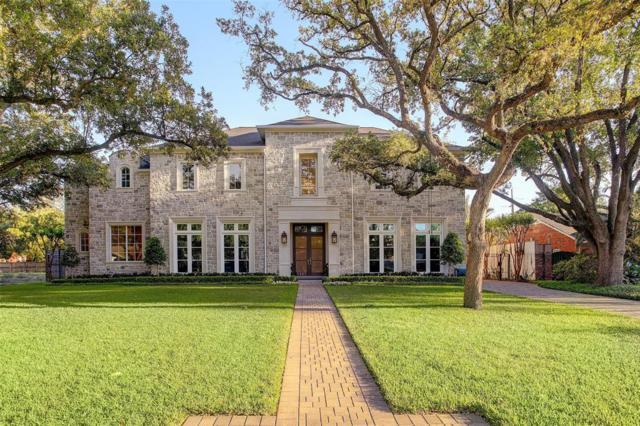5683 Longmont Drive, Houston, TX 77056 (MLS #26127191) :: Connect Realty