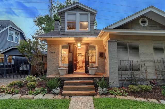 1616 Vassar Street, Houston, TX 77006 (MLS #26170433) :: All Cities USA Realty