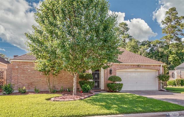 319 Champions Colony III, Houston, TX 77069 (MLS #26226374) :: Texas Home Shop Realty
