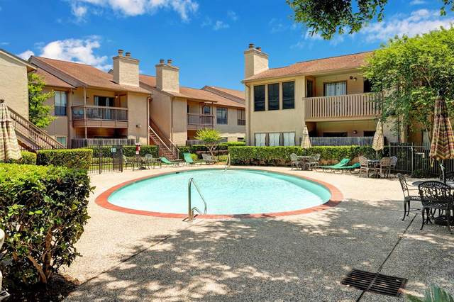5001 Lamonte Lane #113, Houston, TX 77092 (MLS #26231082) :: Caskey Realty