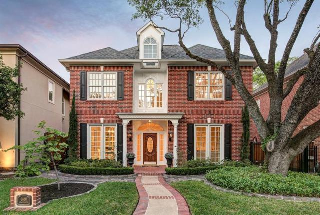 6619 Westchester Avenue, West University Place, TX 77005 (MLS #2626439) :: The Home Branch