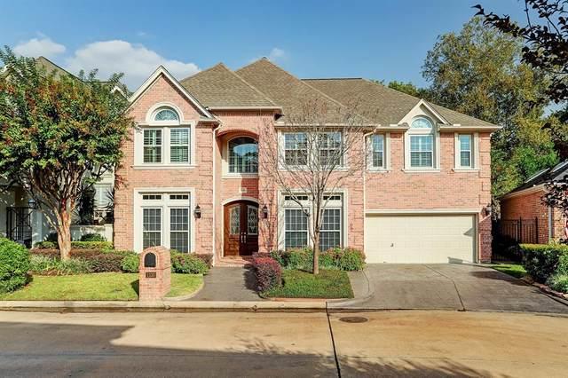 1130 Bayou Island Drive, Houston, TX 77063 (MLS #26276388) :: Michele Harmon Team