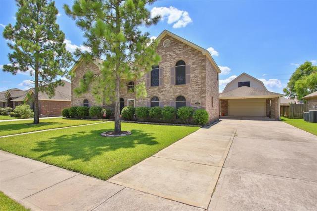 2818 Brahman Drive, Manvel, TX 77578 (MLS #26431156) :: Magnolia Realty
