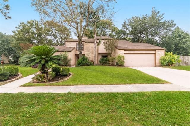 523 Crestwood Drive, El Lago, TX 77586 (MLS #26458671) :: Rachel Lee Realtor