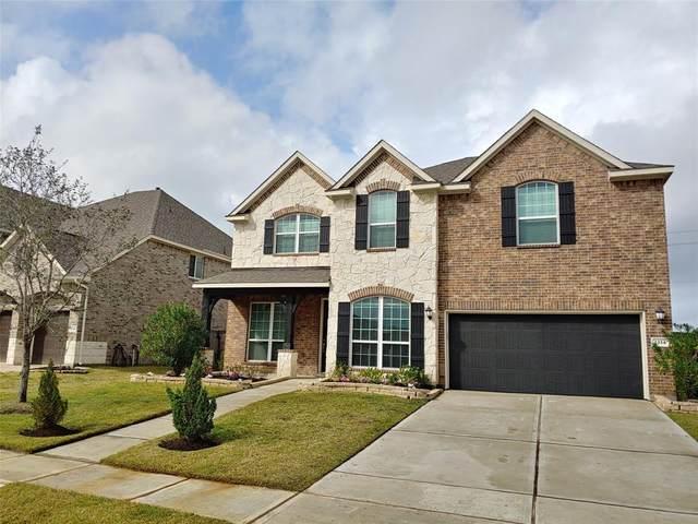 2334 Dolan Falls Lane, Pearland, TX 77089 (MLS #26626861) :: The Jennifer Wauhob Team