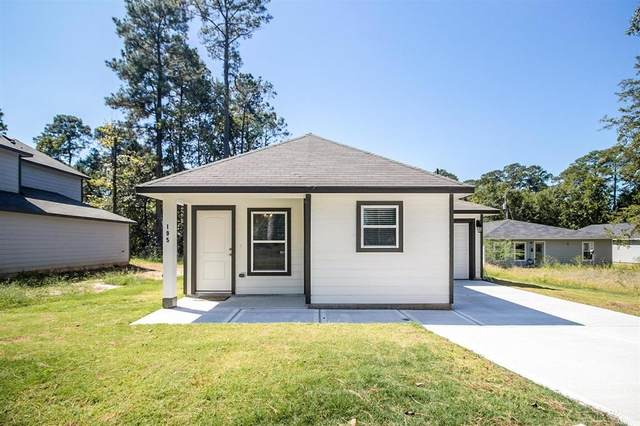 195 Cherry Tree, Livingston, TX 77351 (MLS #26649837) :: The SOLD by George Team