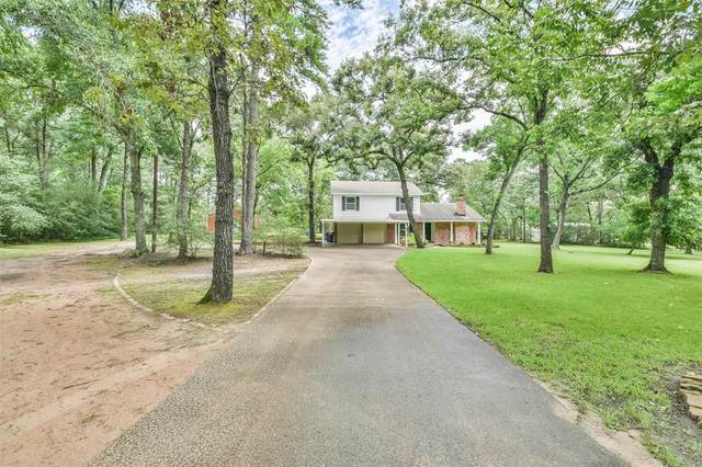 15230 Stagecoach Road, Stagecoach, TX 77355 (MLS #26759083) :: My BCS Home Real Estate Group
