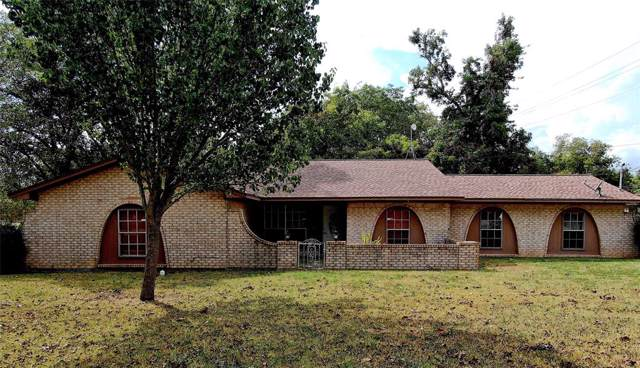 500 S Center Street, Weimar, TX 78962 (MLS #26817489) :: NewHomePrograms.com LLC