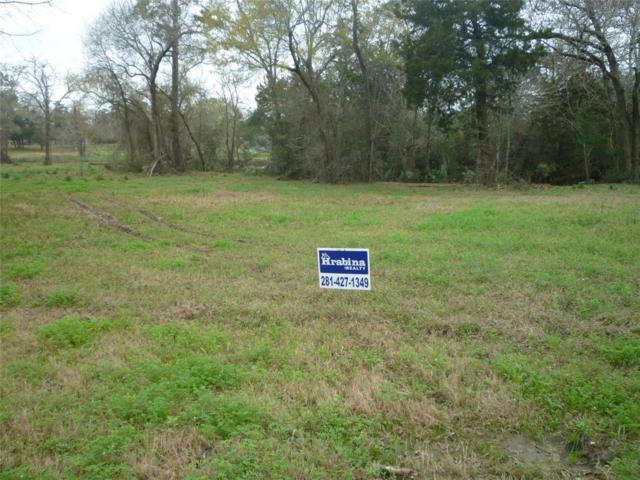 Lot 6 Bayou View Drive, Baytown, TX 77521 (MLS #26852093) :: The SOLD by George Team