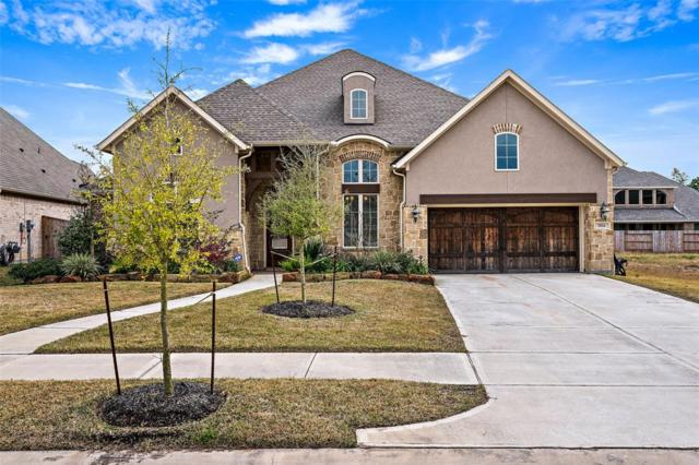 5814 Fairway Shores Lane, Kingwood, TX 77365 (MLS #27021465) :: Texas Home Shop Realty
