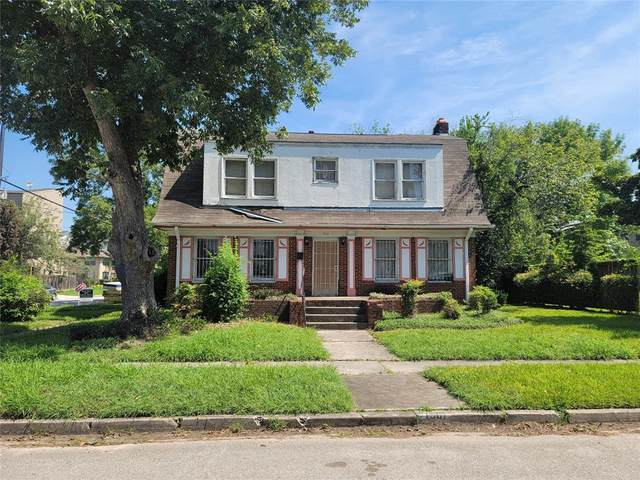 1501 Ruth Street, Houston, TX 77004 (MLS #27033888) :: The Home Branch