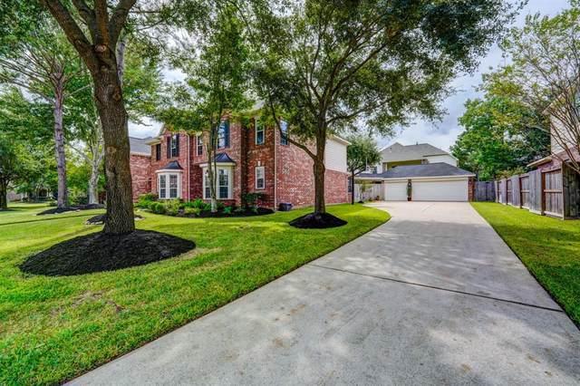 16211 Morning Pine Trail, Cypress, TX 77433 (MLS #27063492) :: Texas Home Shop Realty