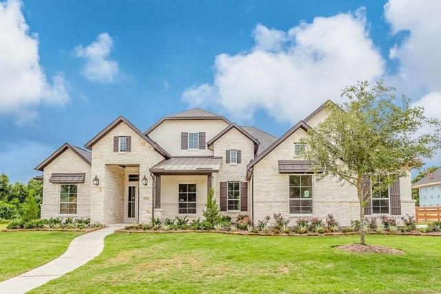 8535 Blue Ridge Trail, Fulshear, TX 77406 (MLS #27100633) :: Giorgi Real Estate Group