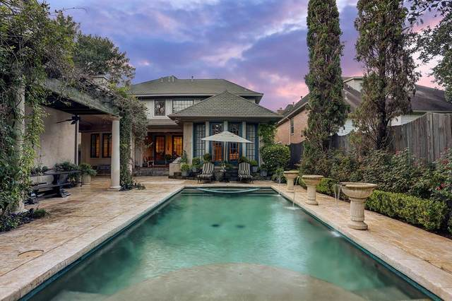 4913 Elm Street, Bellaire, TX 77401 (MLS #27145525) :: The Home Branch