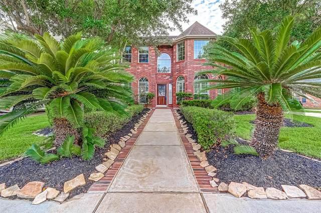 2410 Falcon Knoll Lane, Katy, TX 77494 (MLS #27149342) :: Giorgi Real Estate Group