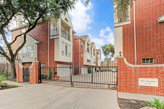 1909 Branard Street F, Houston, TX 77098 (MLS #27209915) :: The Heyl Group at Keller Williams