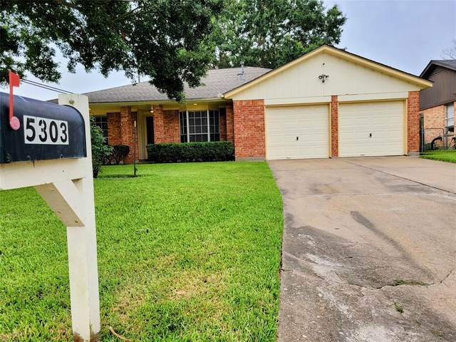 5303 Derbyshire Drive, Katy, TX 77493 (MLS #27215711) :: The SOLD by George Team