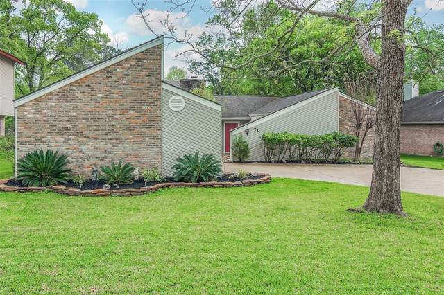 70 April Wind Drive S, Montgomery, TX 77356 (MLS #27277208) :: The SOLD by George Team