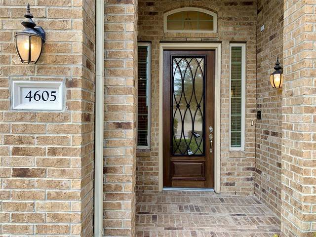 4605 Hispania View Drive, League City, TX 77573 (MLS #27444928) :: The Freund Group