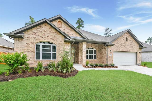 1803 Graystone Hills Drive, Conroe, TX 77304 (MLS #27486898) :: The Home Branch