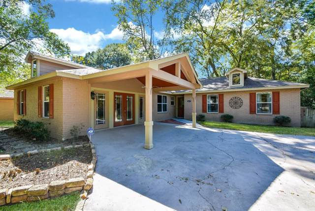 2017 N Thompson Street, Conroe, TX 77301 (MLS #27530763) :: The SOLD by George Team