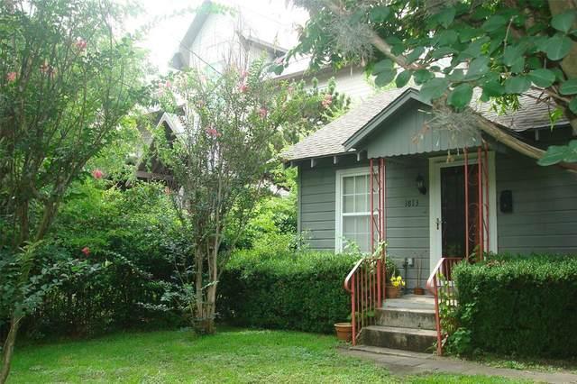 1813 W 14th Street, Houston, TX 77008 (MLS #27665268) :: The Property Guys