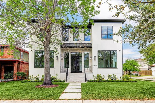 5300 Huisache Street, Bellaire, TX 77401 (MLS #27723455) :: Texas Home Shop Realty