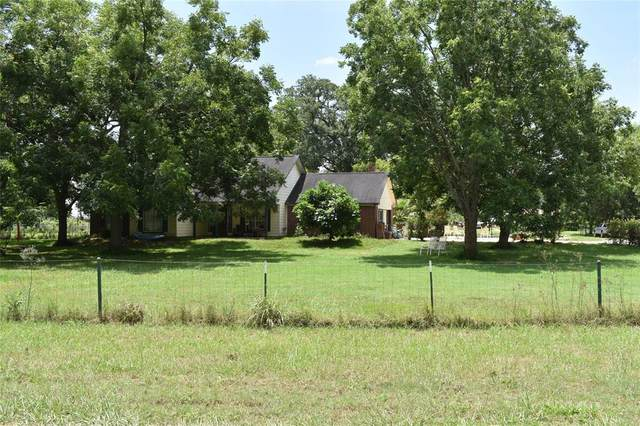 4935 Old Coffee Plantation Road, Rosharon, TX 77583 (MLS #27807757) :: The Heyl Group at Keller Williams