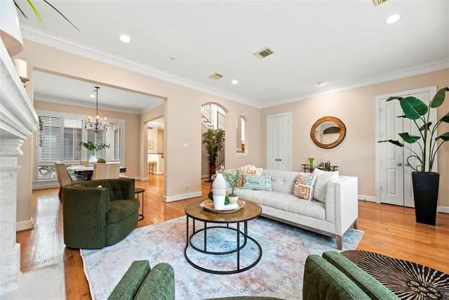 2520 Kingston Street, Houston, TX 77019 (MLS #27814822) :: Lerner Realty Solutions