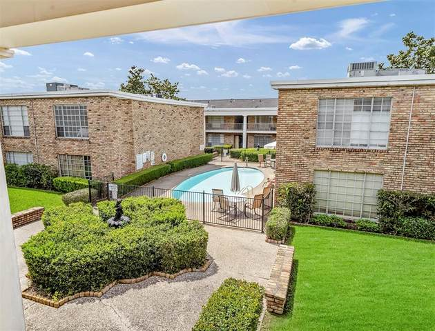 2101 Fountain View Drive 58-C, Houston, TX 77057 (MLS #27880625) :: Christy Buck Team