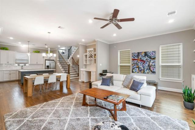 2604 Bevis Street D, Houston, TX 77008 (MLS #28009080) :: Giorgi Real Estate Group