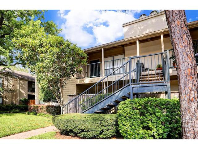 1100 Augusta Drive #46, Houston, TX 77057 (MLS #2807416) :: REMAX Space Center - The Bly Team