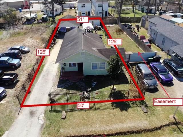 214 E 31st Street, Houston, TX 77018 (MLS #28522882) :: The Home Branch