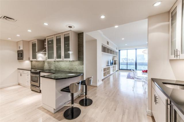 1111 Hermann Drive 18B, Houston, TX 77004 (MLS #28776196) :: Texas Home Shop Realty